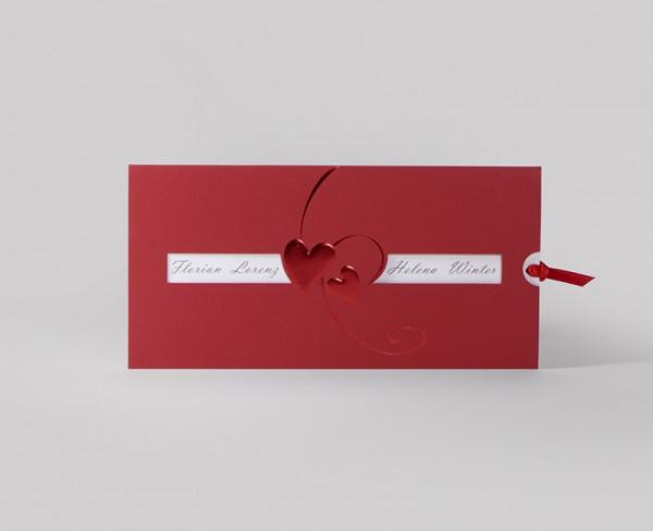 Hochzeitskarte Lorenz
