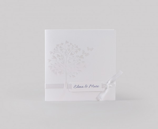 Hochzeitskarte Elena