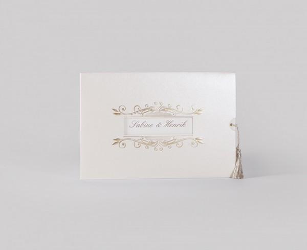 Hochzeitskarte Blessing