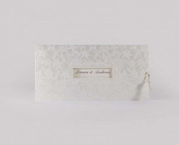 Hochzeitskarte Laura
