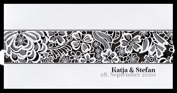 Einladungskarte Mira