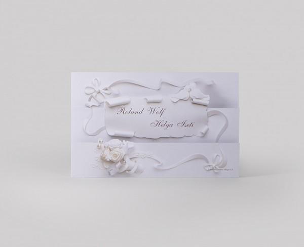 Hochzeitskarte Iseti