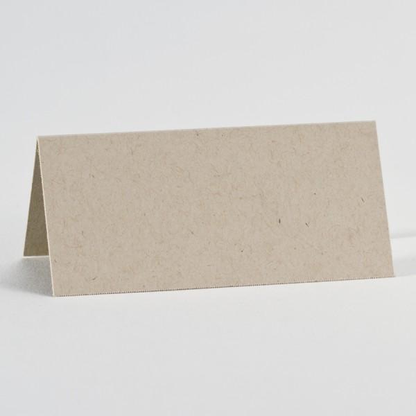 Tischkarte aus ökologischem Karton
