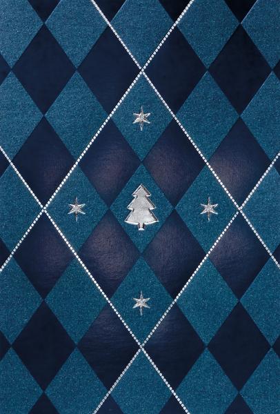"""Weihnachtskarte """"Karo"""""""