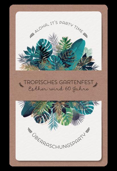 Einladung - Botanische Farne