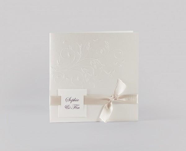Hochzeitskarte Sophie