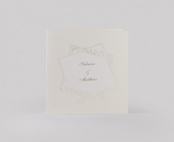 Hochzeitskarte Emily