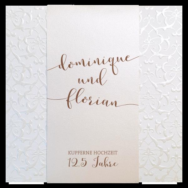 Einladung - Barockes Relief