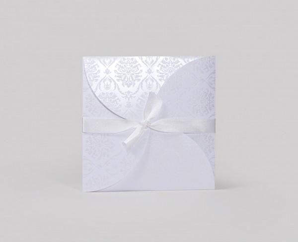 Hochzeitskarte Bow
