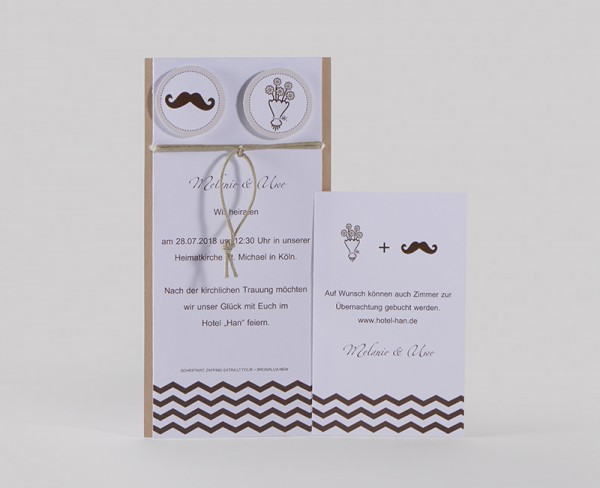 Hochzeitskarte Icon 2
