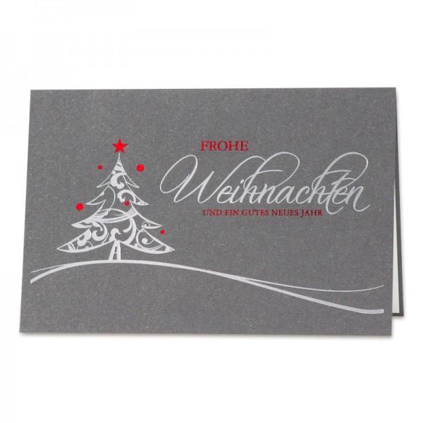 "Weihnachtskarte ""Jingle"""