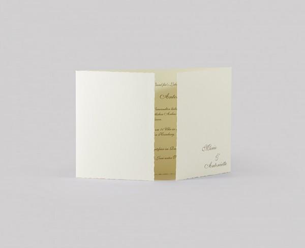 Hochzeitskarte - Sheley