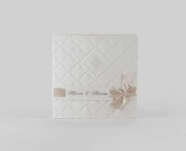 Hochzeitskarte Maria